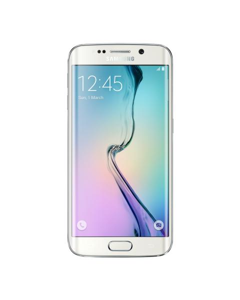 Refurbished Samsung Galaxy S6 Edge 32 GB Weiß