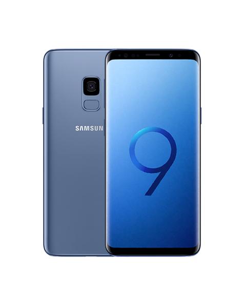 Refurbished Samsung Galaxy S9 64 GB Blau