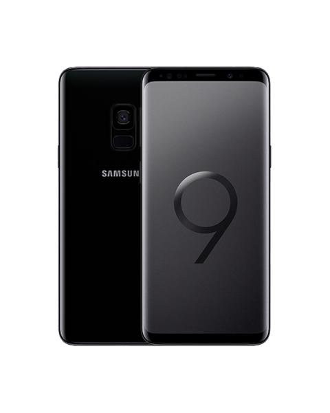 Refurbished Samsung Galaxy S9 64 GB Schwarz