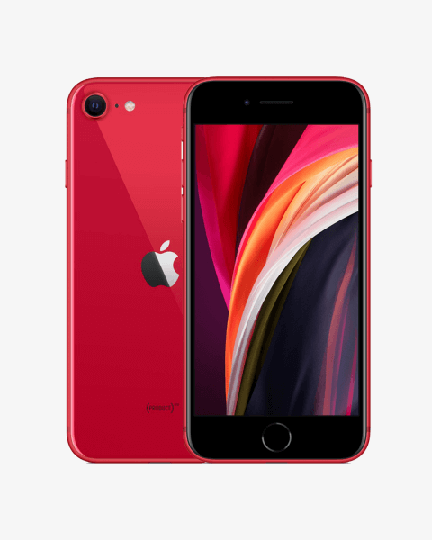 Refurbished iPhone SE 64GB Rot (2020)