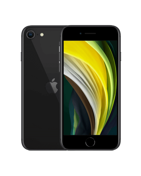 Refurbished iPhone SE 64GB Schwarz (2020)