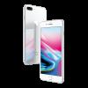 Refurbished iPhone 8 plus 64 GB silber
