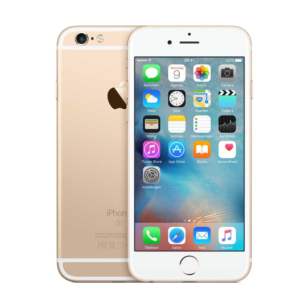 Refurbished iPhone 6s Gold