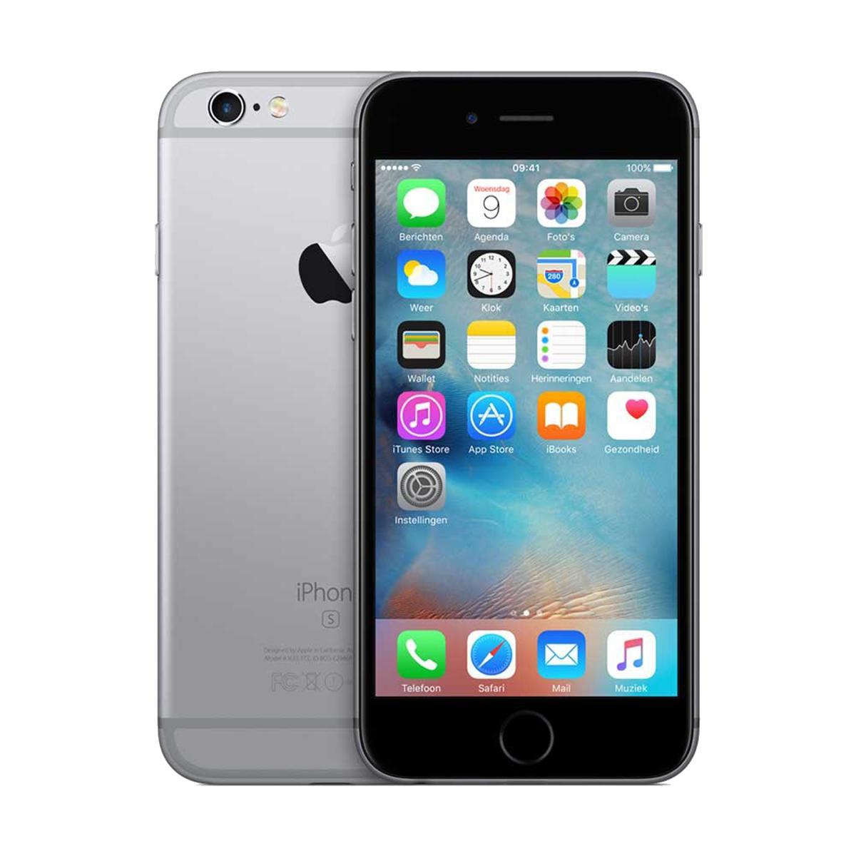 Refurbished Iphone 6s Raumgrau